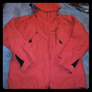 LL Bean womens S waterproof winter jacket